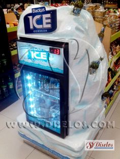 Resultado de imagen de backus ice activacion Coors Light, Lunch Box, Ale, Bento Box