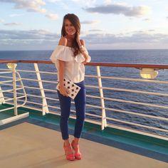 Southern Curls & Pearls: Royal Caribbean Cruise Recap…