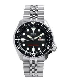 SEIKO-Automatic-Divers-200m-SKX007KD-Black-for-Men-from-Japan-JP