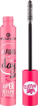 #lashes of the day super volume mascara - essence cosmetics