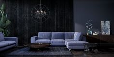 Narożnik Moon firmy Befame. Lounge, Couch, Furniture, Home Decor, Products, Living Room, Bright Colours, New Homes, Homes