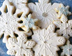 Snowflake Cookies *patterns