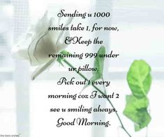 Mornings are beautiful and by sending SMS messages to your friends will start their day with good luck. Here are Best romantic love SMS to make your loved one's morning. Good Morning Romantic, Good Morning Angel, Romantic Love Messages, Good Morning Good Night, Morning Post, Morning Gif, Morning Images, Good Morning Quotes For Him, Good Morning Messages