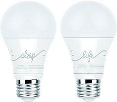 GE Lighting 44291 C by GE C-Life/C-Sleep LED Light Bulb C...