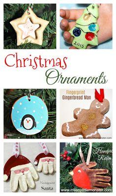 DIY Christmas Orname