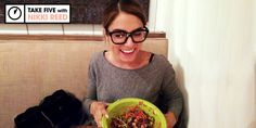Nikki Reed Diet Tips - Nikki Reed Doesn't Believe in Good or Bad Diet Days