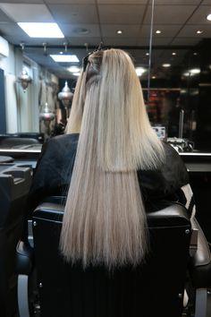 Extensions, Tulle, Long Hair Styles, Skirts, Beauty, Fashion, Hair, Hairdos, Moda