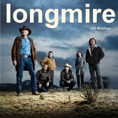 Longmire. Love Lou Diamond Phillips in this show.  Great cast, and Longmire reminds me of Marshal Dillon type lawman.