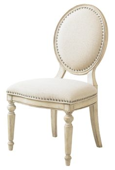 Twilight Bay Customizable Byerly Side Chair by Lexington Home Brands