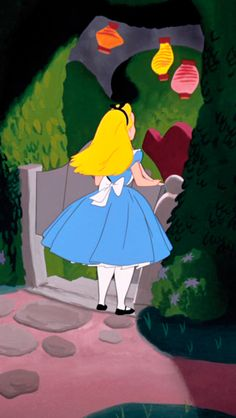 Alice in Wonderland (1951) © Disney