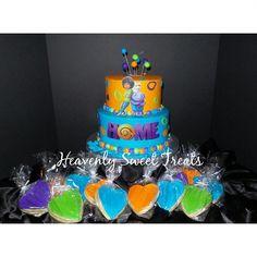 #dreamworkshome #customcakes #houstontx #cakesinspringtx #heavenlysweettreats