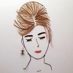 Audrey by @beeinthebucket ✨ Good Night @sistergoldenshop