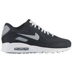 Nike Air Max 90 - Men's Black Nike Sneakers, Casual Sneakers, Air Max Sneakers, Nike Shoes, Popular Sneakers, Best Sneakers, Air Max 90, Nike Air Max, Retro Shoes