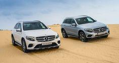 Mercedes Việt Nam giới thiệu mẫu GLC300 4Matic Coupe với giá gần 2,9 tỷ
