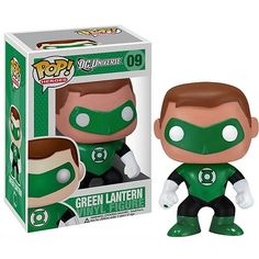 Green Lantern Brought to you by Pop In A Box, the site Funko Pop! Vinyl shop