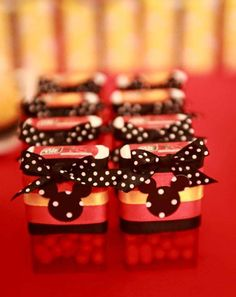 Mickey Mouse Birthday Party Ideas | Photo 4 of 15
