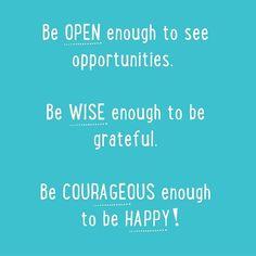 A new outlook for a new week! #qotd #livethenekterlife