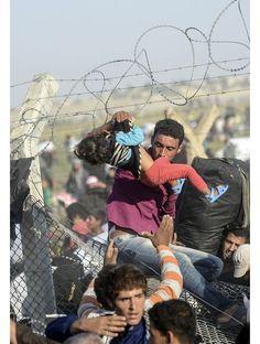 Syrie Turquie Etat islamique refugies 3