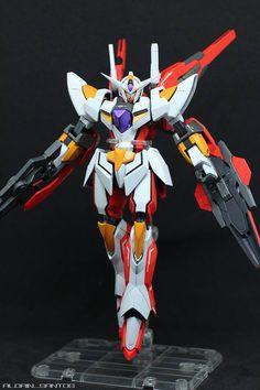 Painted Build: HG 1/144 Reborns Gundam - Gundam Kits Collection News and Reviews