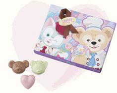 Gâterie | Marchandises | Doux Duffy | Tokyo Disney Sea | Tokyo Disney Resort