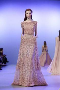 Elie Saab Haute Couture Spring Summer 2014 Paris - LOVE!