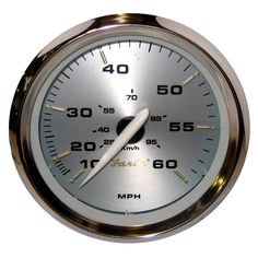 "Faria Kronos 4"" Speedometer - 60MPH (Mechanical)"