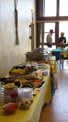 70th Birthday Party ~ Thayer Center ~ April 2015 ~ The Holden Arboretum