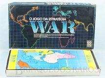 Brinquedo antigo - Grow - Jogo War Década de 1970