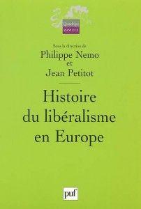 histoire du liberalisme europe