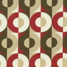 Wesco Fabric Christmas Colors   Ferris Wheel in Retro Red   Estate of Design Geometric Pattern Design, New Pins, Christmas Colors, Craft Patterns, Surface Pattern, Pattern Paper, Ferris Wheel, Dots, Fabrics