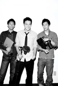 Wong Fu Productions, independent film production company who started from the bottom up. Great and entertaining work!