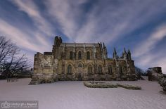 Rosslyn Chapel. Photo © Edinburgh & Beyond Photography and Rosslyn Chapel