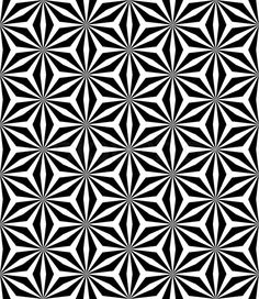 op art geometric designs | grasshoppermind