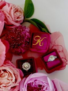 The Scarlett Ring Box | The Mrs. Box