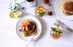 Pimm's Pancakes   Bron Marshall Photography