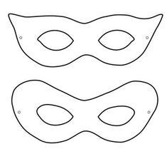 Masken Vorlagen Fur Eine Individuelle Gestaltung Make It