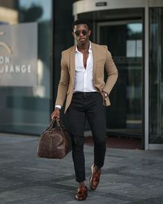 Mens Fashion Suits, Blazer Fashion, Classy Mens Fashion, Formal Men Outfit, Mein Style, Herren Outfit, Elegantes Outfit, Stylish Mens Outfits, Business Casual Outfits