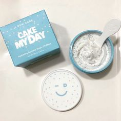 Cake My Day Hydrating Sprinkle Wash-Off Mask Beauty Care, Beauty Skin, Makeup Drawing, Handmade Cosmetics, Face Skin Care, Birthday Wishlist, Aesthetic Makeup, Facial Care, Makeup Brands
