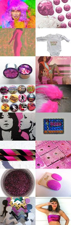 Disco Diva by 3buu on Etsy--Pinned with TreasuryPin.com