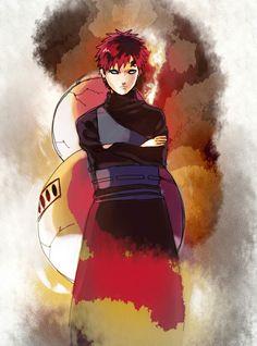 Naruto - Gaara