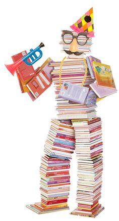 Activiteiten Activiteiten Wat is er allemaal te beleven tijdens de Kinderboekenweek? Loop niet alleen even langs de boekwinkel en bibliotheek voor een mooi boek, maar bezoek ook eens een voorleesmiddag!