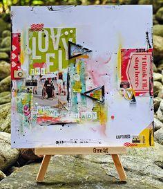 LO class With Mumkaa. Scrapbooking, Painting, Art, Art Background, Painting Art, Kunst, Paintings, Performing Arts, Scrapbooks