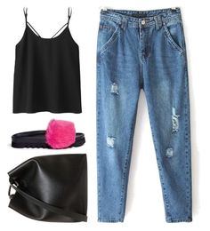 """""""Untitled #3632"""" by michelanna ❤ liked on Polyvore featuring moda, Joshua Sanders e 3.1 Phillip Lim"""