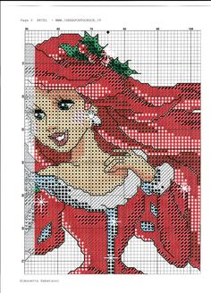 ariel_natalizia__schema_punto_croce_foglio_b_by_syra1974-d9dim1v.jpg 1,700×2,366 pixeles