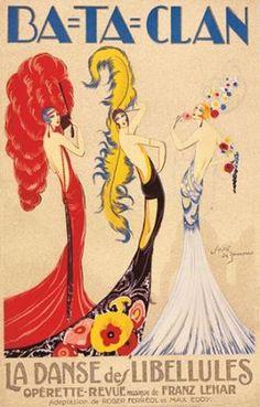 Vintage poster http://tootsie.skynetblogs.be/afiches-reclames-et-publicites-anciennes/