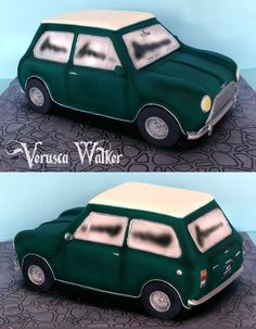 Mini cooper 1973 by Verusca.deviantart.com on @deviantART