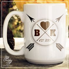 Wedding Date Mug OMG CONGRATS Bride To Be This Is
