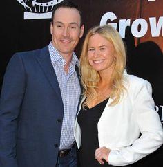 """Chris Klein und seine Freundin Laina Rose Thyfault haben nach vier Jahren Beziehung """"Ja"""" gesagt."""