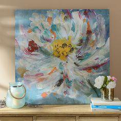 Colorful Flower Canvas Art Print | Kirklands