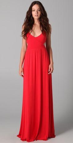 Long Cutout dress